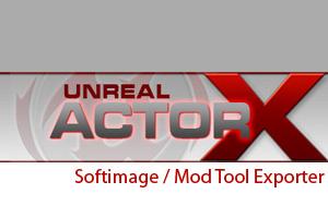 ActorX Softimage Exporter