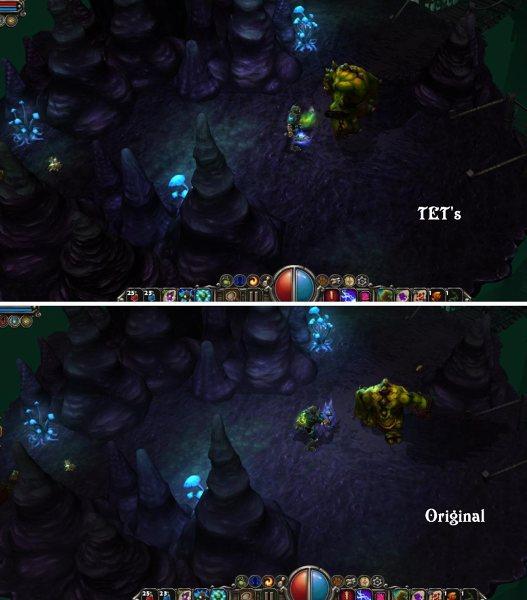 TET: Torchlight Enhanced Textures v0.9.5
