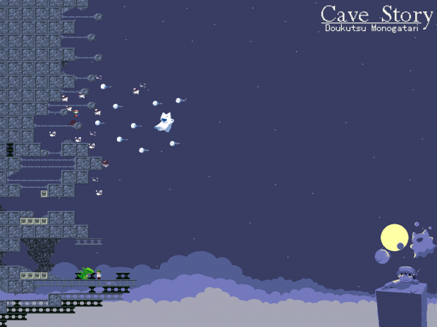 Cave Story Tutorial Example Map