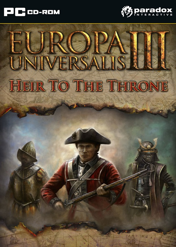 EU3 Heir to the throne demo