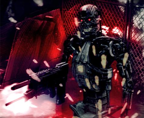 Fps Terminator Alpha v1.0 demo