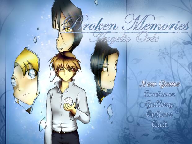 Angelic Orbs: Broken Memories (Windows)