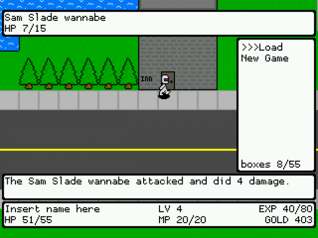 Revolt Of The Binary Couriers v1.1 for Wii