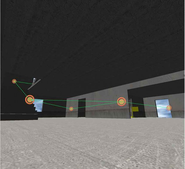 Waypoint Navigation System by Xander