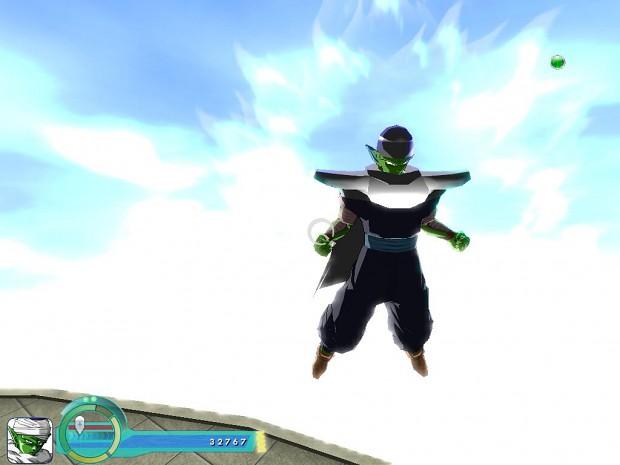 Piccolo All Transformation