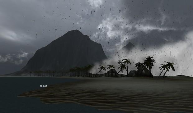 Demo of Stormy Island