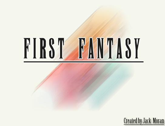First Fantasy Version 1.0.2.0 Patch