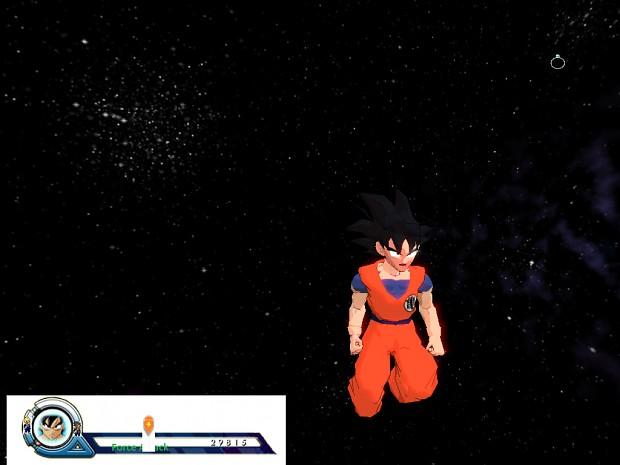 Goku Kid Form (Dragon Ball