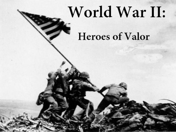 World War II: Heroes of Valor v.0.2