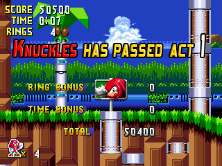 Sonic Zero: Remastered Version 2 SAGE2010