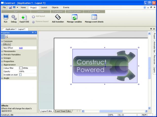 Construct 0.99.91