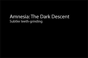 Subtler teeth-grinding installation file