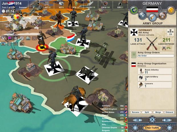 Deadlock v2.4 for Making History Gold