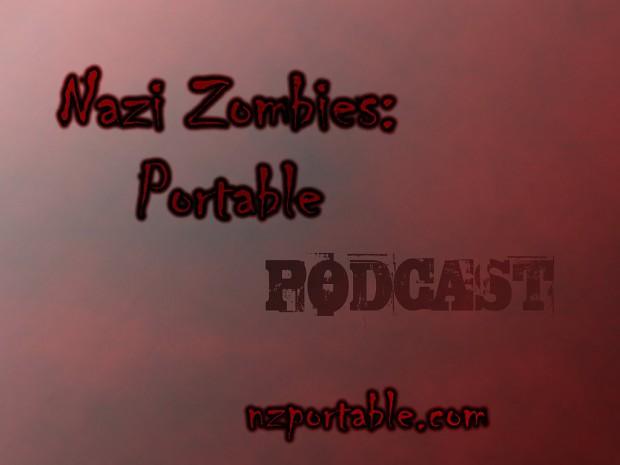 Nazi Zombies: Portable Podcast 1