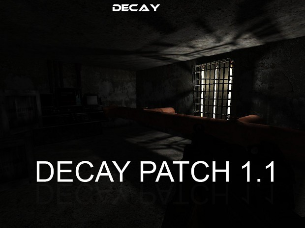 Decay Patch 1.1