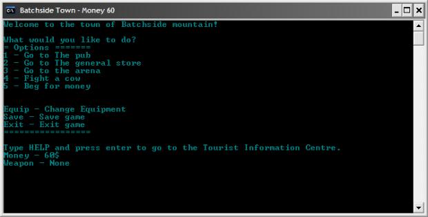 Adventurebatch V0.5 (Beta)