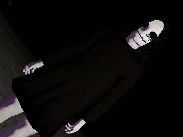 Yoriku The Ghost ragdoll