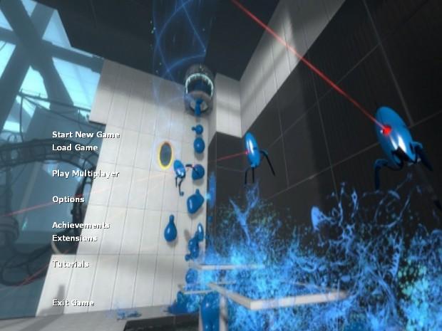 Portal 2 BG