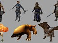 100+ FREE Fantasy Assets by Digital Roar Studios