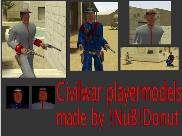 Civilwar playermodels
