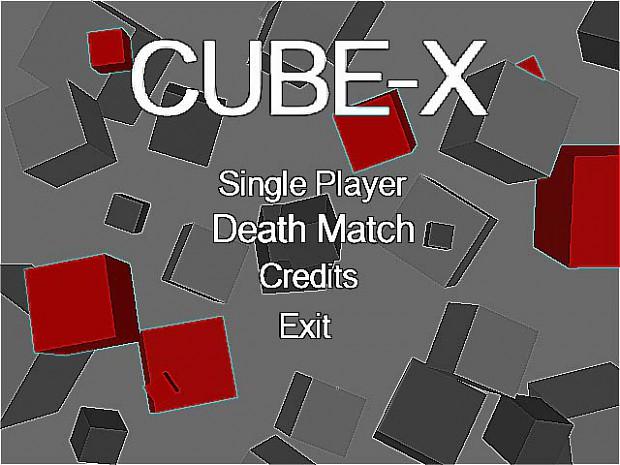 CUBE-X DEATHMATCH (NEW VERISON)
