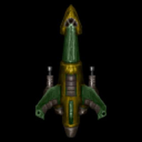 Terran Assault Ship