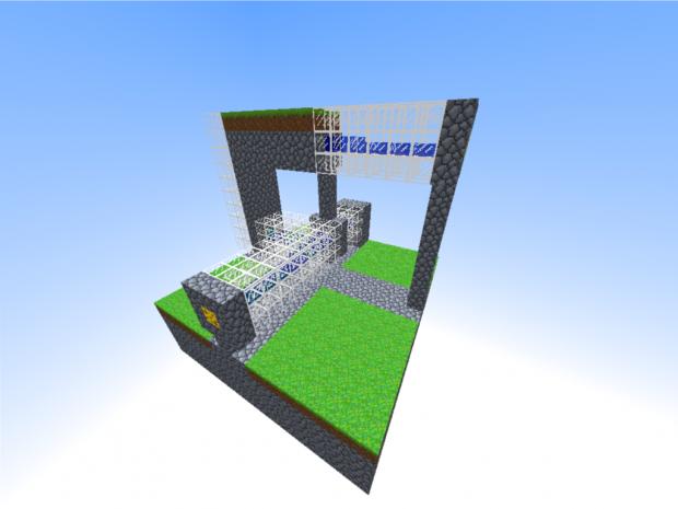 Liquid Cubed: Liquid Transport system map
