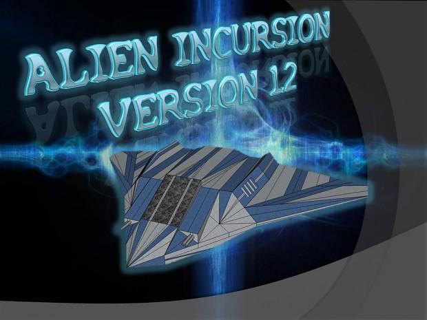 Alien Incursion Version 1.2