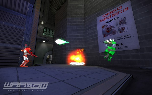Warsow 0.6 for Windows and Linux