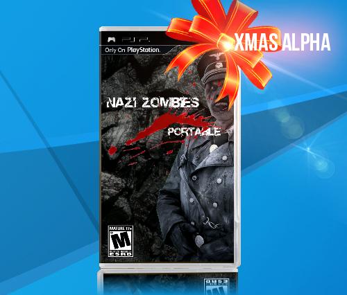 Nazi zombies portable alpha v1 psp