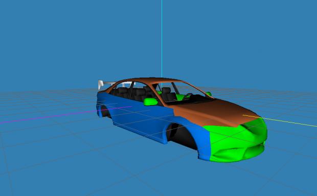 Supra Car Kit