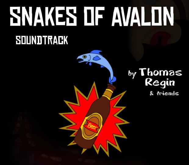 Snakes of Avalon OST OGG