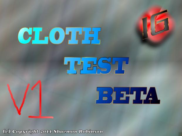 Cloth Test Beta v1