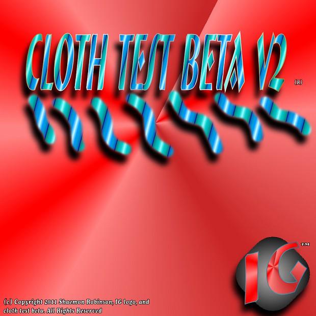 Cloth Test Beta v.2