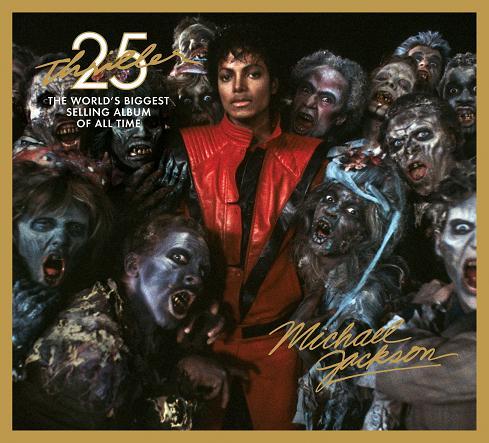 Michael Jackson's Thriller for Menu theme