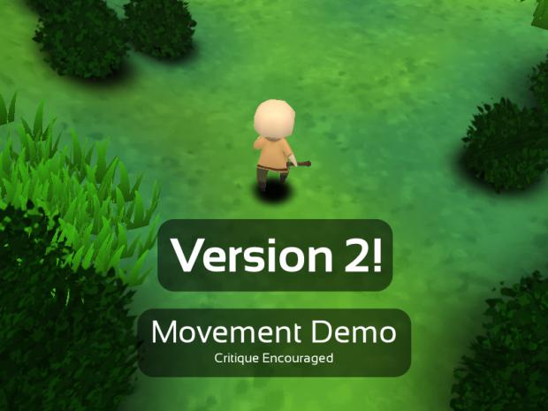 Nine Blade Movement Demo