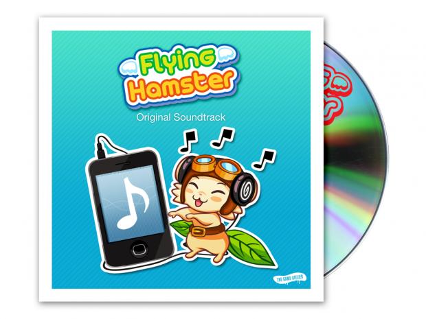 Flying Hamster - Title ♪