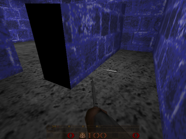 "Inside 3D - Turtle Modding Entry ""WolfQuake"""