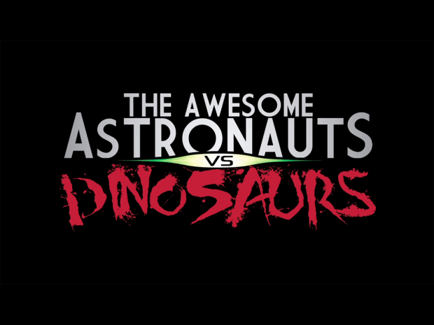 The Awesome Astronauts vs Dinosaurs