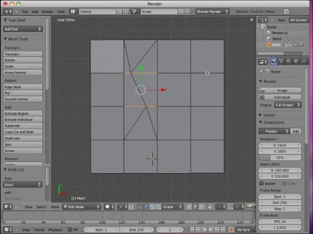 Blender 2.5.x Video Tutorials #4 by Neal Hirsig