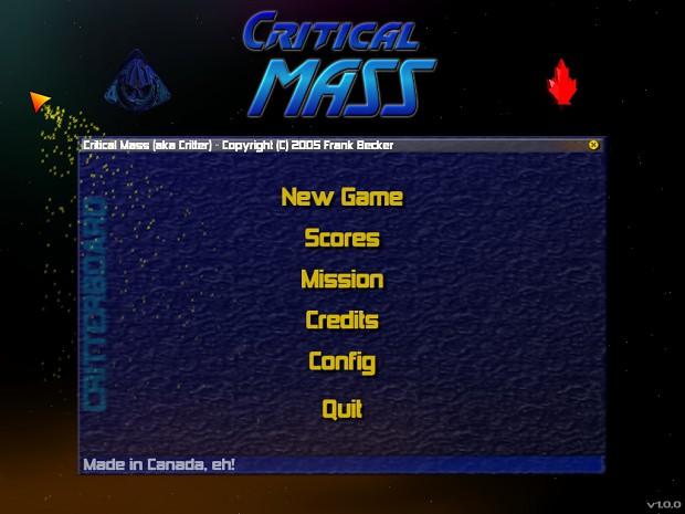 Critical Mass for Mac (1.0.2a)