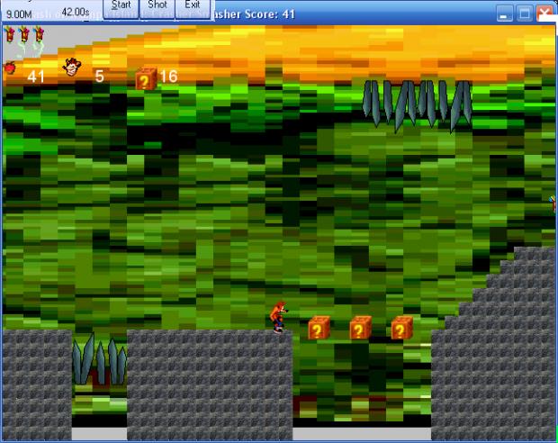 Crash of Wumpa Island Beta 2.0