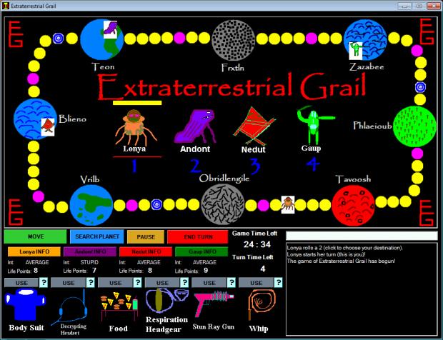 Extraterrestrial Grail version 1.0.0.6 (zip)