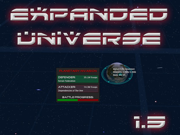 Expanded Universe 1.5 for SR1.0.5.4