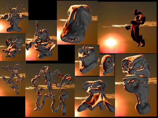 Some Stuff for Sculptris *free2use