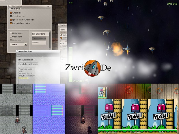 ZweiDe Source Code