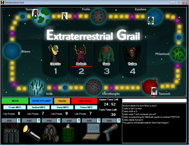 Extraterrestrial Grail version 1.1.0.0 (zip)