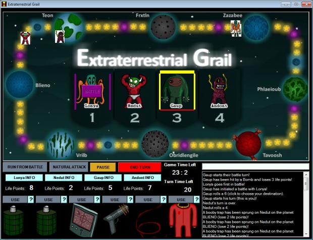 Extraterrestrial Grail version 1.1.0.0 (installer)