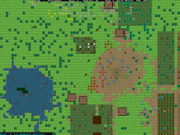 Goblin Camp v0.14