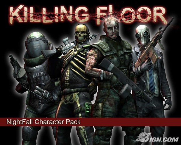 KF-Map Pack part 1